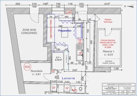 Plan Cuisine Professionnelle Atwebsterfr Maison Et Mobilier