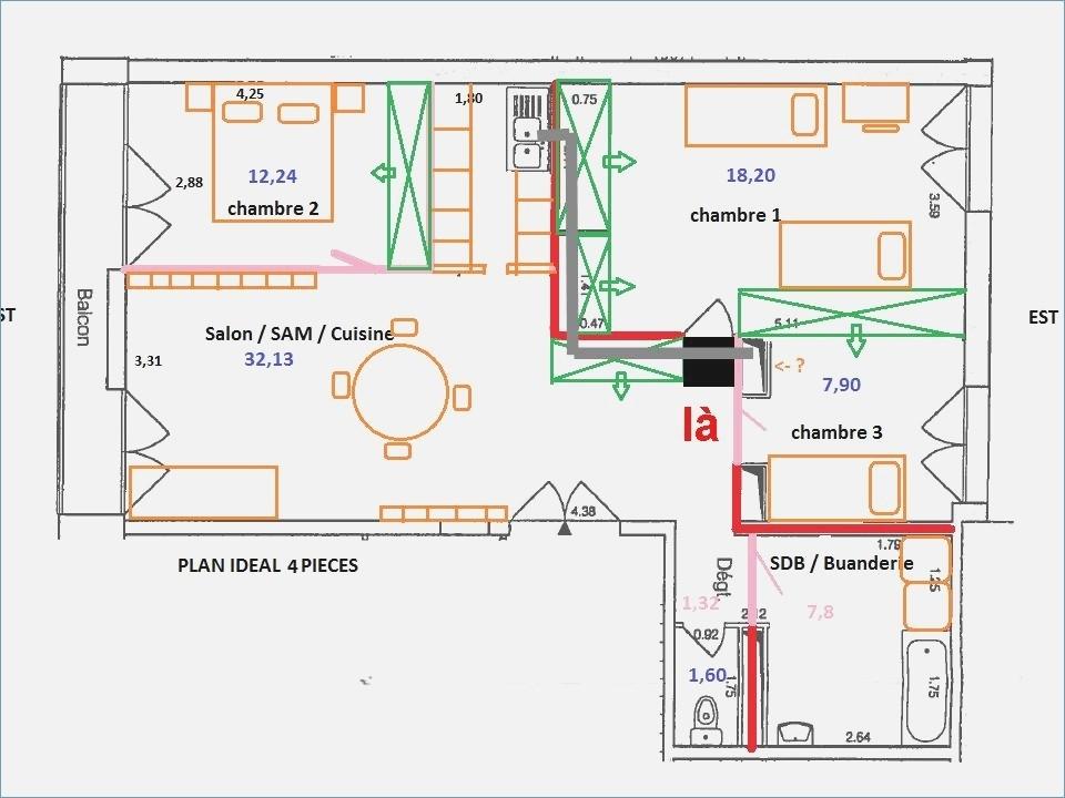 Plan d 39 une cuisine de restaurant aux normes - Definition d une cuisine centrale ...