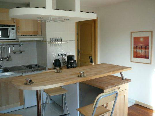 Plan construction bar cuisine maison et mobilier - Table bar cuisine ikea ...