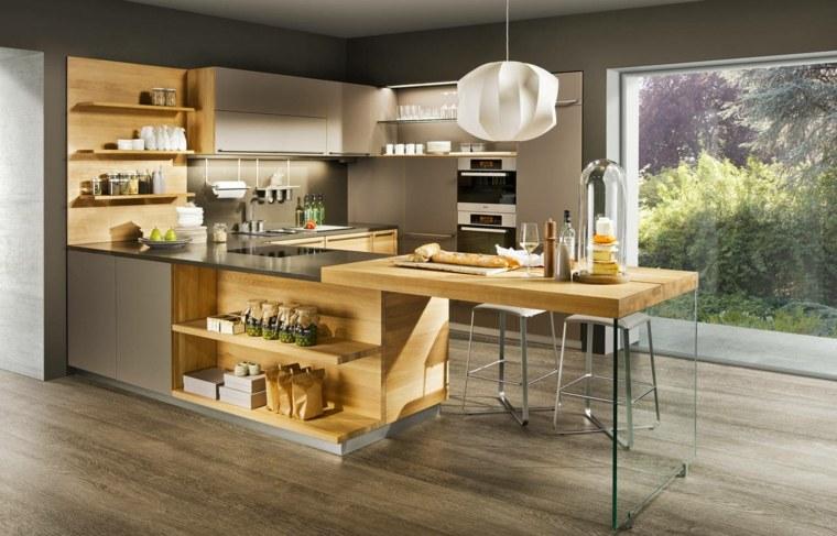 Plan de travail cuisine longueur maison - Plan de travail cuisine grande longueur ...