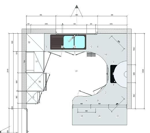 plan de travail cuisine profondeur maison. Black Bedroom Furniture Sets. Home Design Ideas