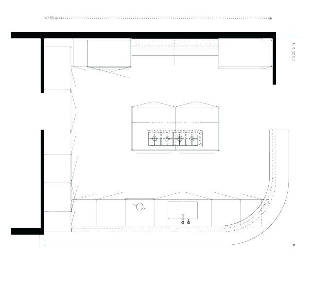 Plan Cuisine Aménagée En L Atwebsterfr Maison Et Mobilier - Plan de cuisine amenagee
