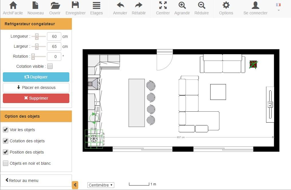 Plan cuisine 3d gratuit en ligne maison - Logiciel de plan de cuisine 3d gratuit ...