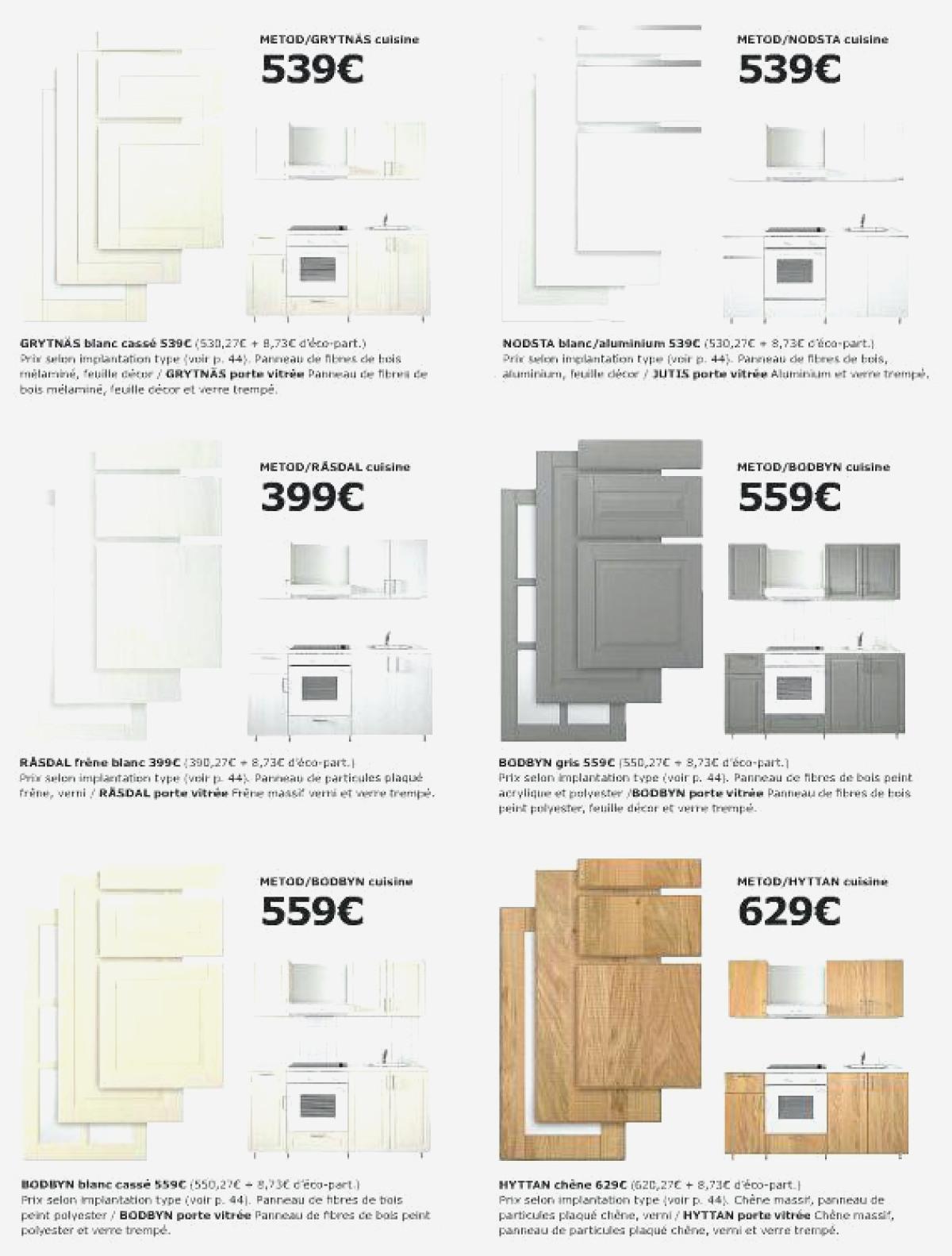 Porte meuble de cuisine ikea maison et mobilier - Facade meuble cuisine ikea ...