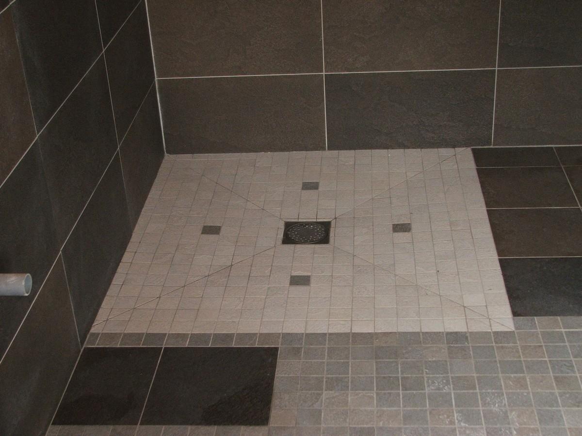 Carrelage mural et sol salle de bain castorama
