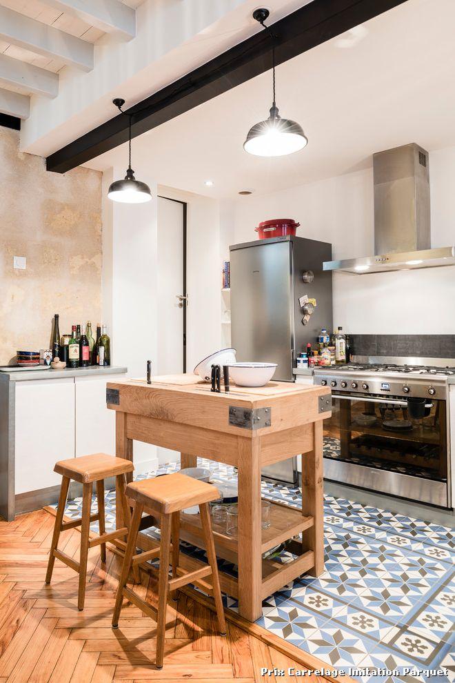 Carrelage Ou Parquet Cuisine Atwebster Fr Maison Et Mobilier