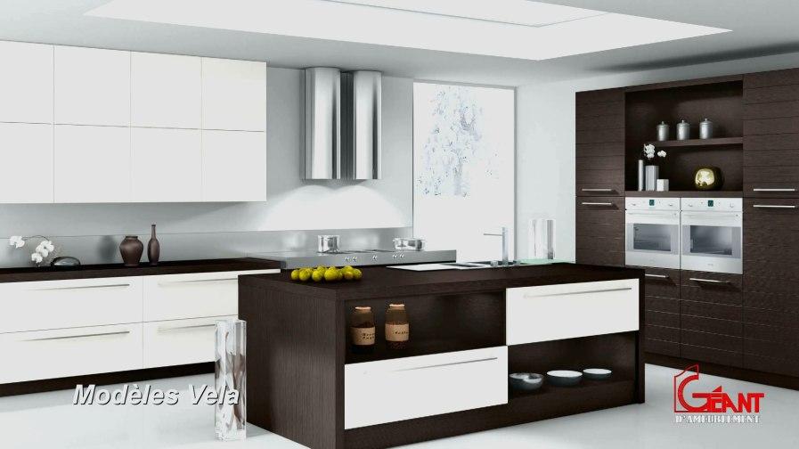 Cuisine modele rivoli darty maison et mobilier - Modele cuisine darty ...