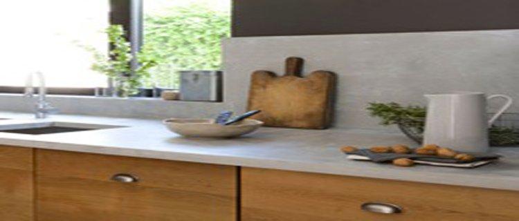 peinture plan de travail cuisine en bois. Black Bedroom Furniture Sets. Home Design Ideas