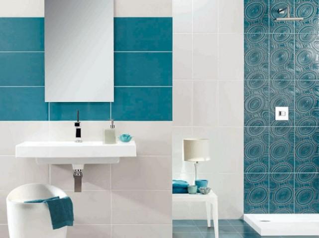 Idee decoration carrelage salle de bain - Atwebster.fr - Maison et ...