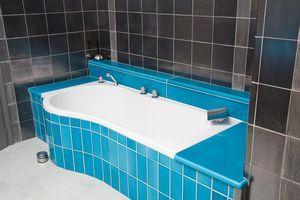 Carrelage bleu lagon - Atwebster.fr - Maison et mobilier