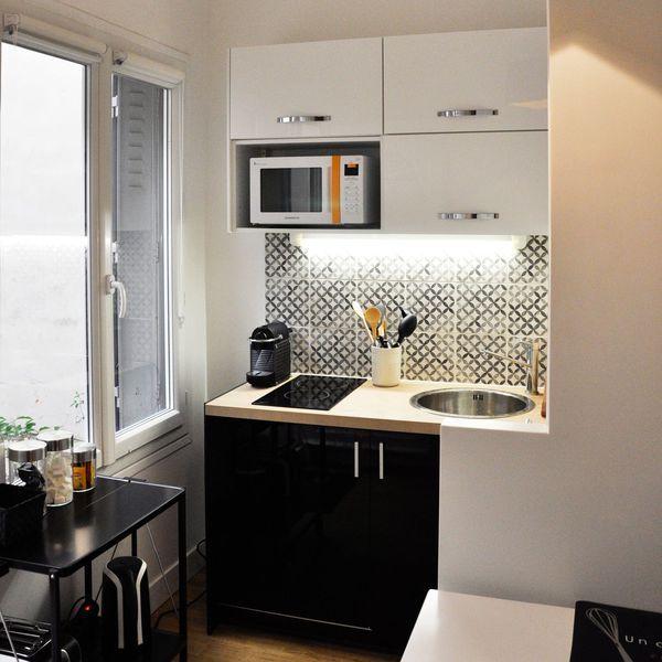 Petite cuisine americaine studio