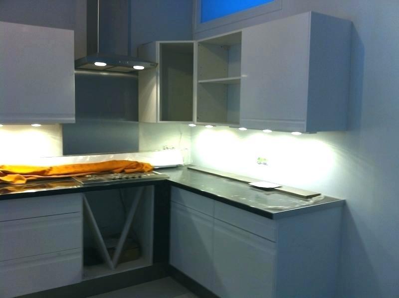 Installation spot sous meuble haut cuisine maison et mobilier - Spot sous meuble cuisine ...