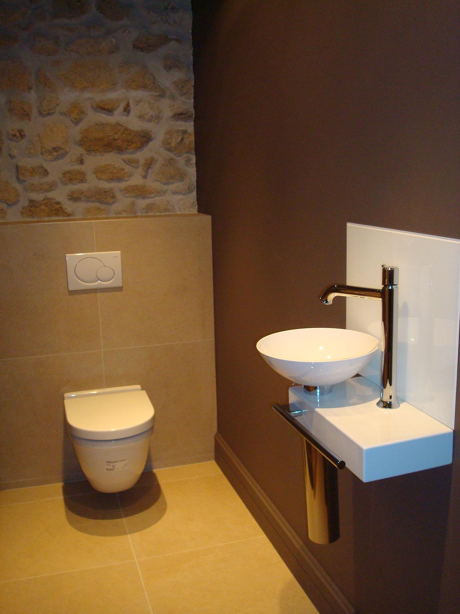 Carrelage wc design - Atwebster.fr - Maison et mobilier