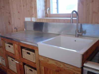 Refaire plan de travail cuisine zinc - Atwebster.fr - Maison et mobilier