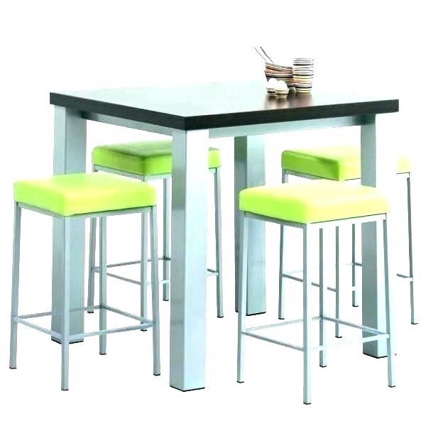 dfc31e7b39ba05 Table haute avec rangement intégré - Atwebster.fr - Maison et mobilier