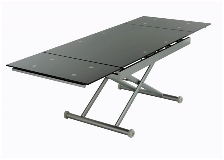 Table basse style conforama maison et - Table basse relevable extensible conforama ...