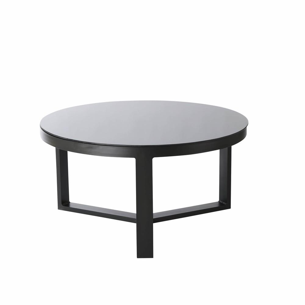 Table basse verre jardin - Atwebster.fr - Maison et mobilier