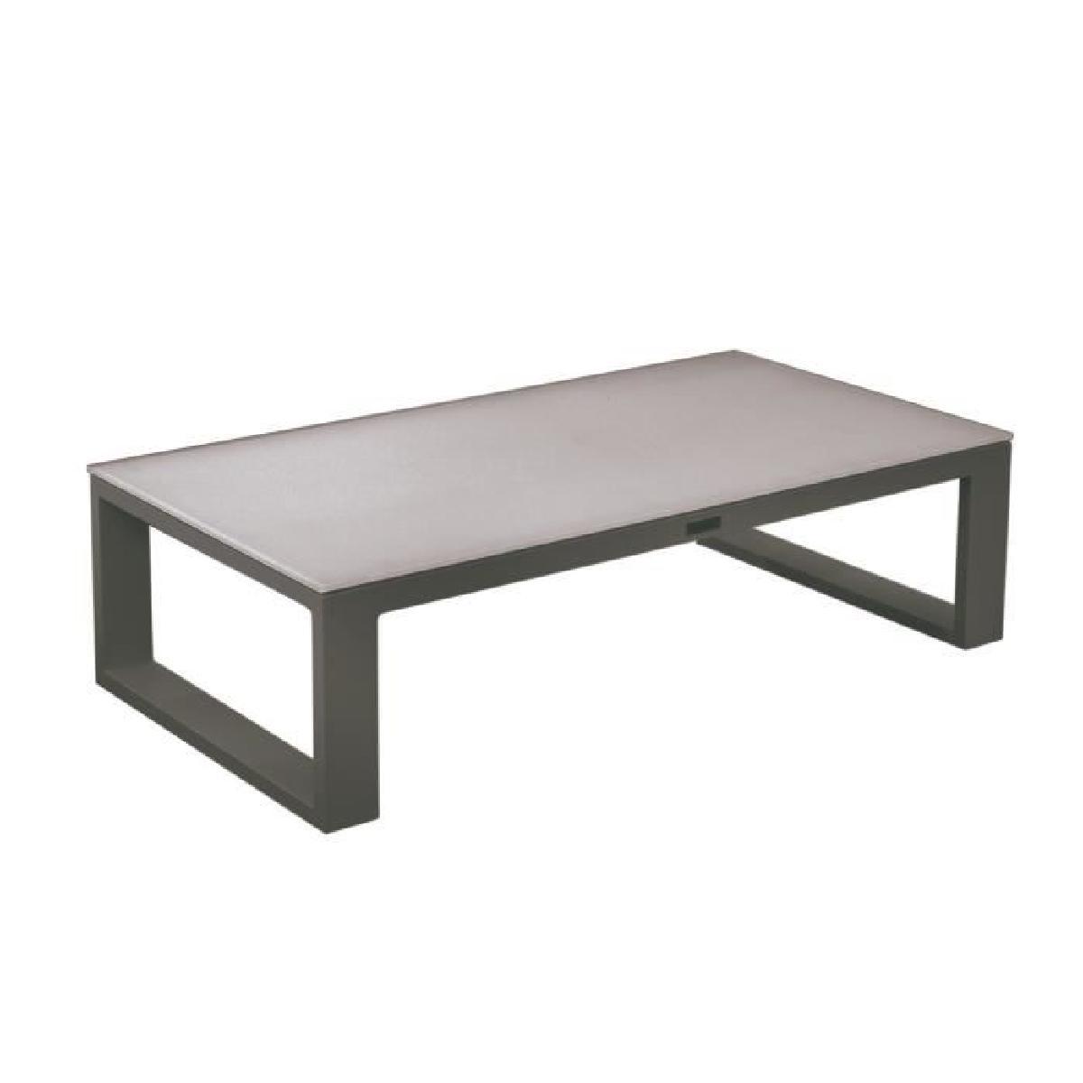 Table basse design jardin - Atwebster.fr - Maison et mobilier