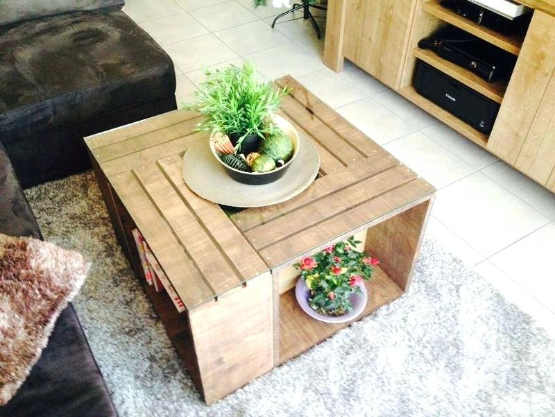 Table Basse Gigogne Fait Maison Atwebsterfr Maison Et Mobilier