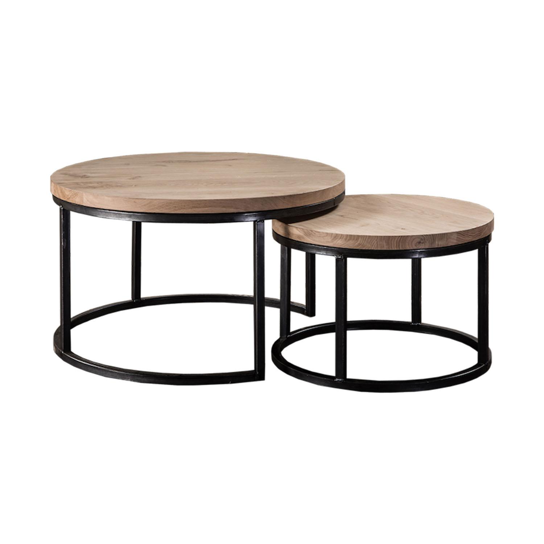 Table Basse Gigogne En Verre Design Atwebster Fr Maison Et Mobilier