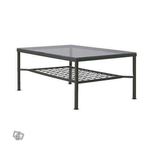 table basse en verre pas cher maison et. Black Bedroom Furniture Sets. Home Design Ideas