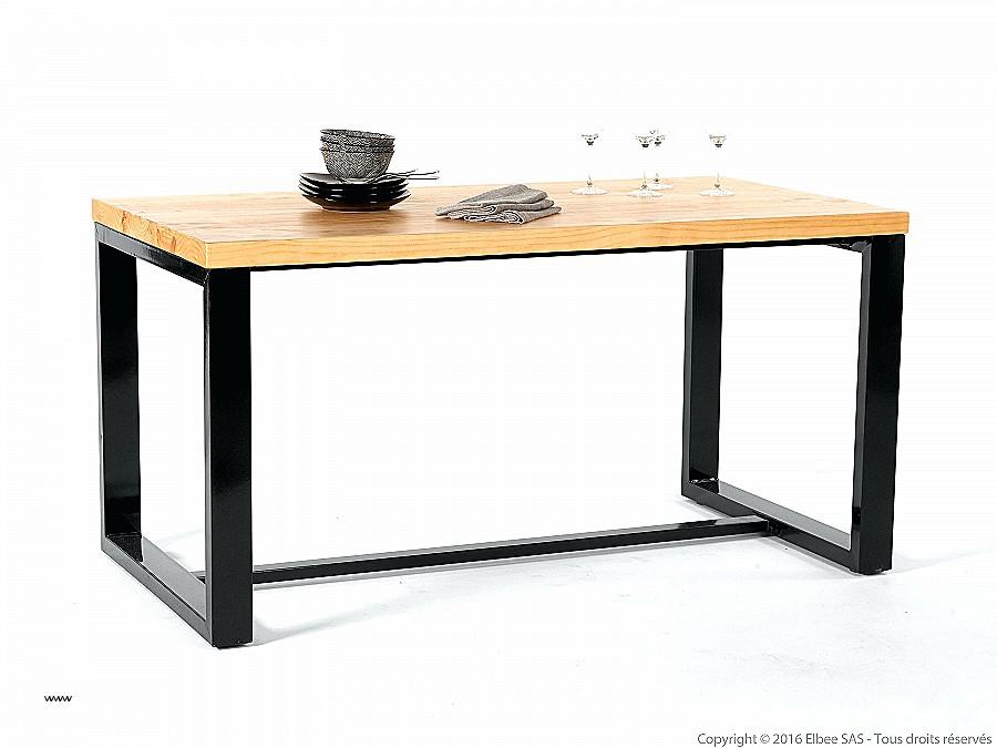 Table basse acier alinea