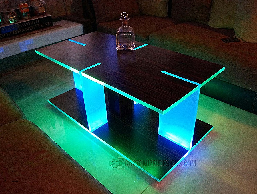 table basse led maison et mobilier. Black Bedroom Furniture Sets. Home Design Ideas