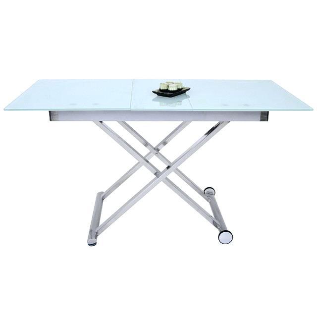table basse relevable rallonges soprano maison et mobilier. Black Bedroom Furniture Sets. Home Design Ideas