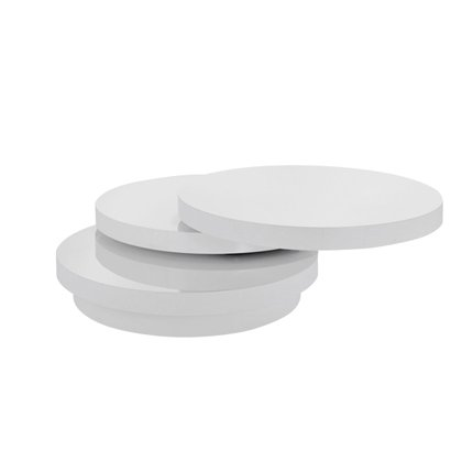 Table basse ronde chez fly