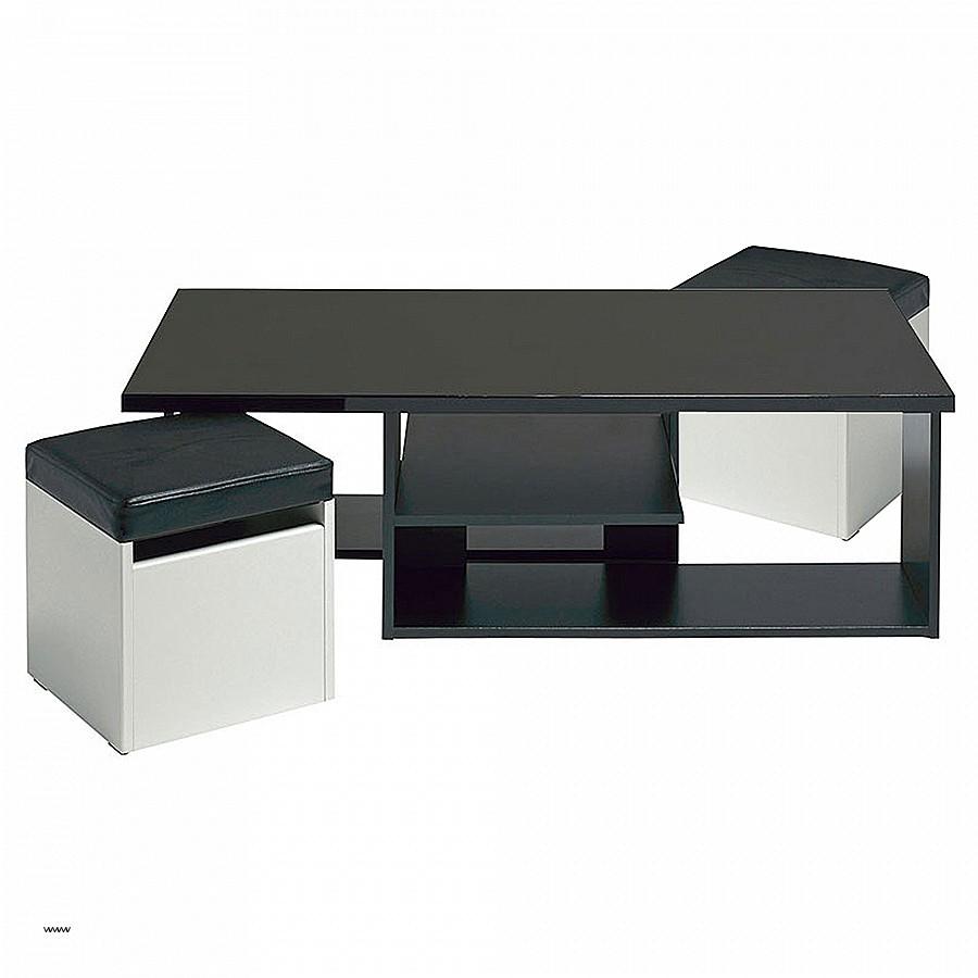 table basse en s avec pouf conforama. Black Bedroom Furniture Sets. Home Design Ideas