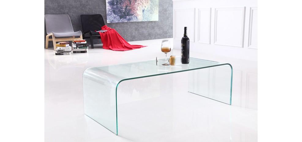 Table Basse En Verre Design Pas Cher Atwebsterfr Maison Et Mobilier