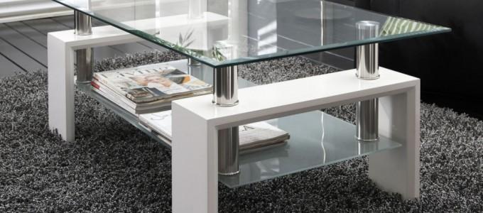 Comment Decorer Une Table Basse En Verre Atwebster Fr Maison Et