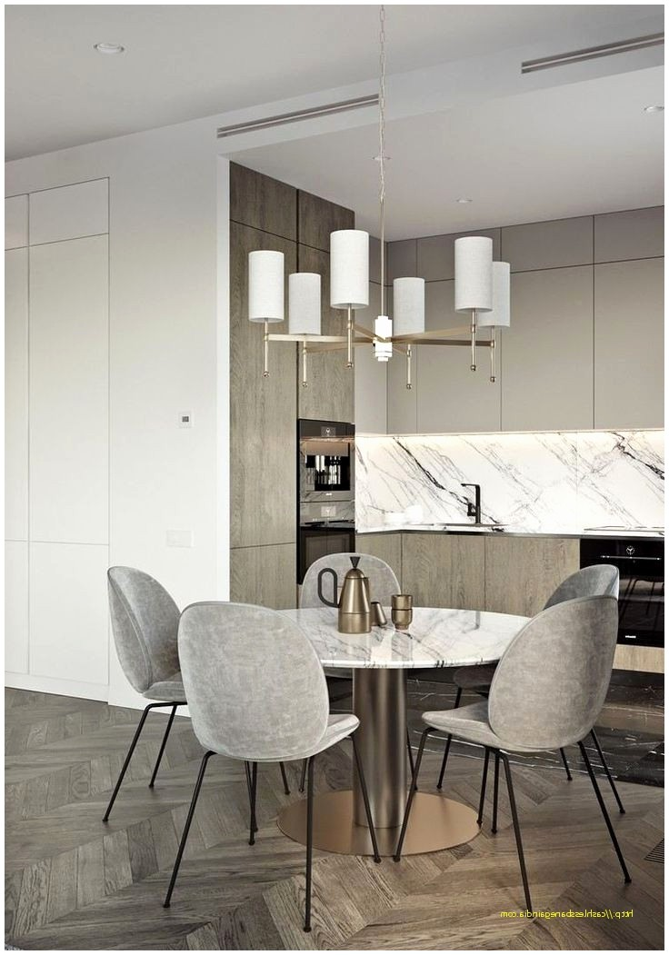 Table de cuisine grise design maison et mobilier - Table cuisine grise ...