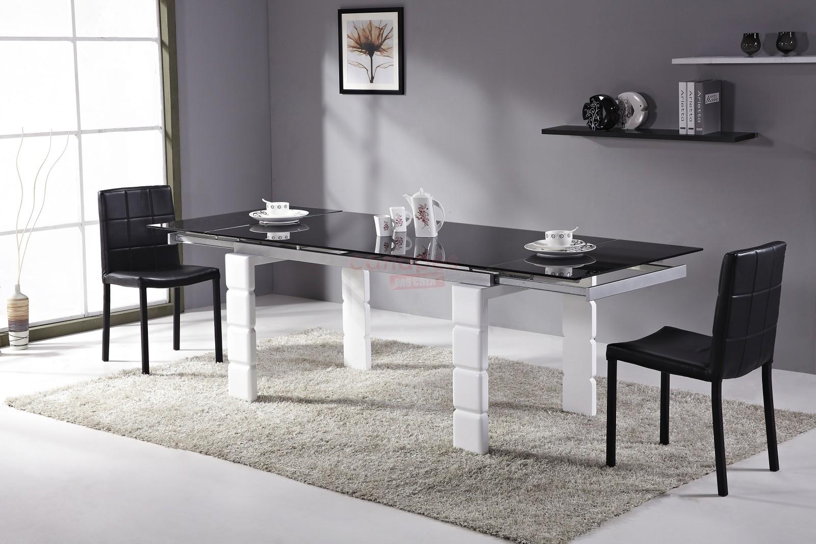 Table de cuisine moderne pas cher - Atwebster.fr - Maison ...