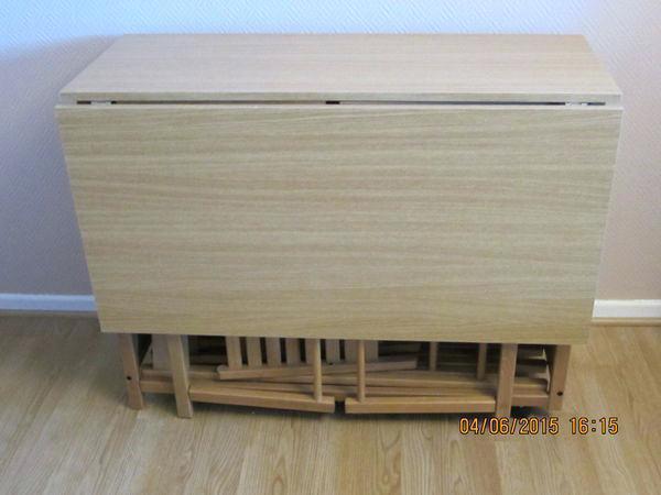 Table de cuisine pliante avec chaises int gr es - Table de cuisine pliante avec chaises integrees ...