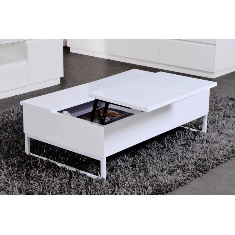 Table basse relevable roche bobois maison et mobilier - Roche bobois tables basses ...