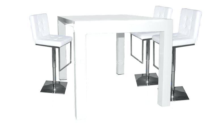 table haute avec tabouret pas cher maison. Black Bedroom Furniture Sets. Home Design Ideas