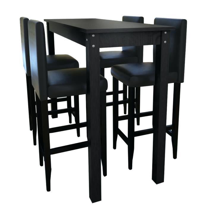 table haute cuisine cdiscount maison et mobilier