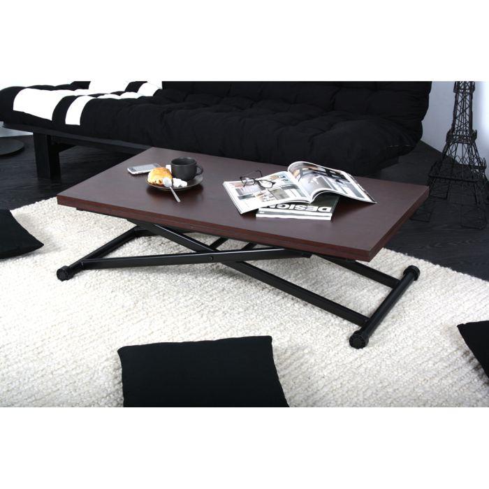 table basse qui monte et qui descend maison et mobilier. Black Bedroom Furniture Sets. Home Design Ideas