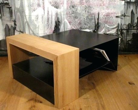 Table Basse Bois Design Atwebsterfr Maison Et Mobilier