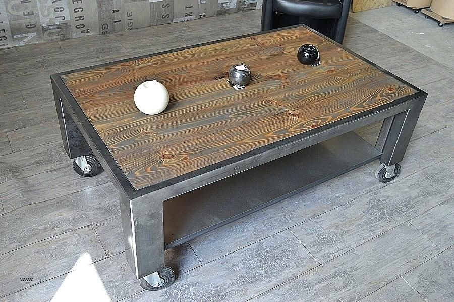 Table Basse Palette Industrielle Pas Cher Atwebsterfr Maison Et