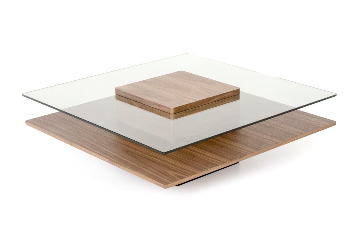 Table Basse Bois Et Verre Atwebsterfr Maison Et Mobilier