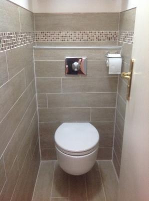 Carrelage toilette - Atwebster.fr - Maison et mobilier